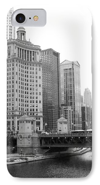 Chicago Downtown 2 Phone Case by Bruce Bley