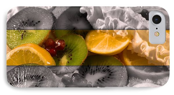 Chilled Phone Case by KJ Bruce - Infinity Fusion Art
