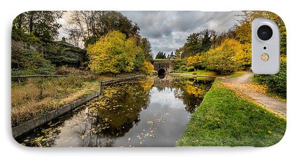 Chirk Canal Phone Case by Adrian Evans