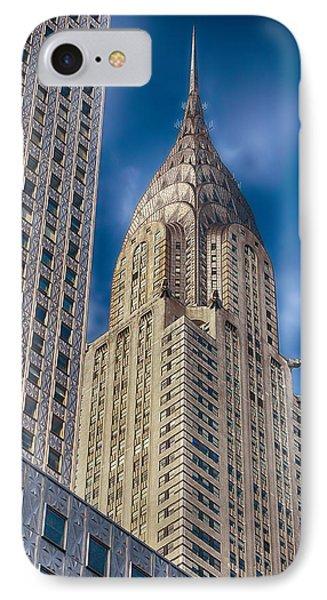 Chrysler Building Phone Case by Joann Vitali