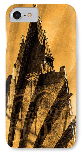 Church IPhone Case by Toppart Sweden