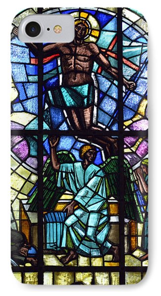 Church Window IPhone Case by Toppart Sweden
