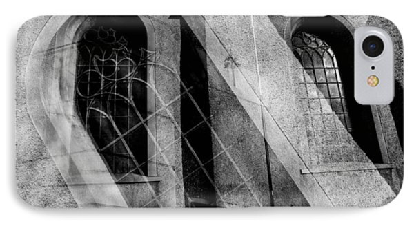 Church With Window IPhone Case by Toppart Sweden