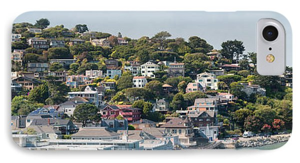 City At The Waterfront, Sausalito IPhone Case by Panoramic Images