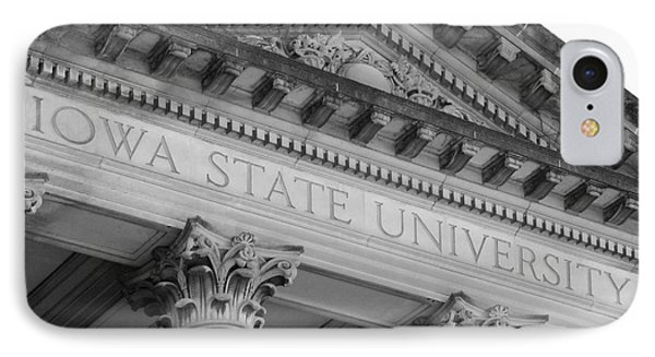 Classic Iowa State University IPhone Case by University Icons