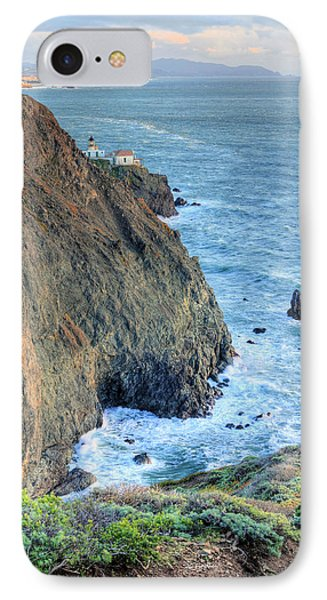Cliffs IPhone Case by JC Findley