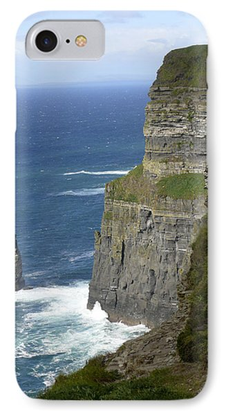 Cliffs Of Moher 7 IPhone Case by Mike McGlothlen