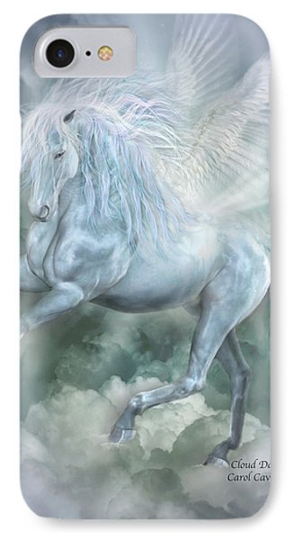 Cloud Dancer IPhone Case by Carol Cavalaris