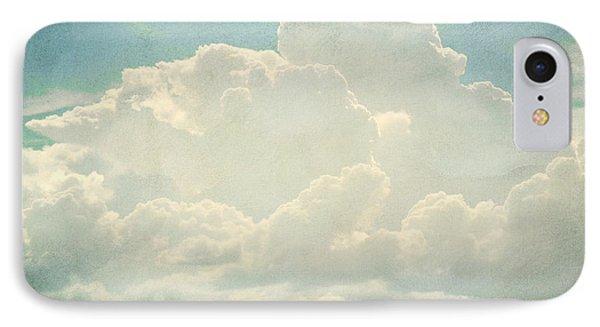 Cloud Series 2 Of 6 Phone Case by Brett Pfister