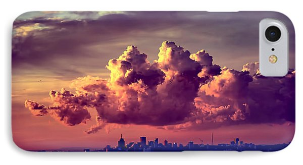 Clouds Rolling Phone Case by Andrei SKY