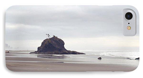 Coast La Push Olympic National Park Wa IPhone Case by Panoramic Images