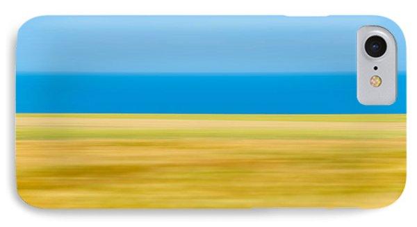 Coastal Horizon 9 IPhone Case by Delphimages Photo Creations