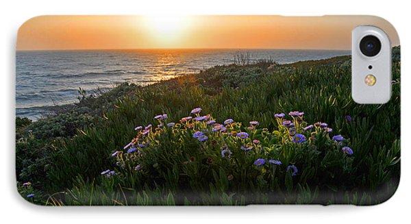 Coastal Sunset Phone Case by Lynn Bauer