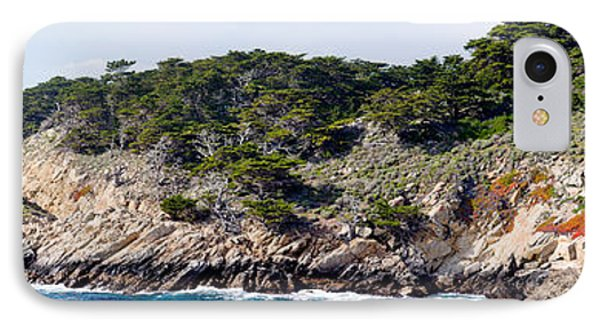 Coastline, Point Lobos State Reserve IPhone Case by Panoramic Images