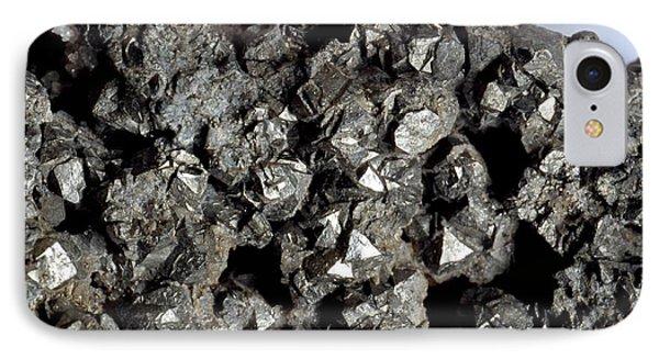 Cobaltine Mineral Phone Case by Spl
