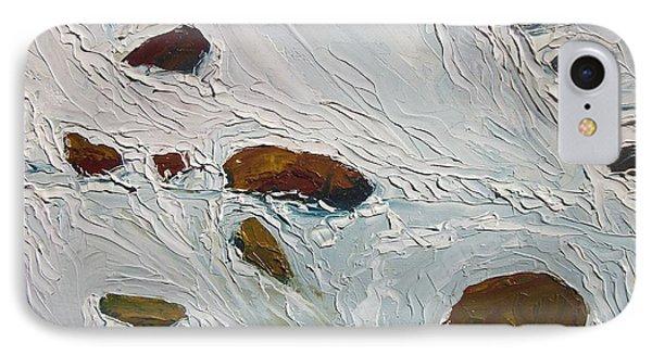 Cold Stream IPhone Case by Dwayne Gresham
