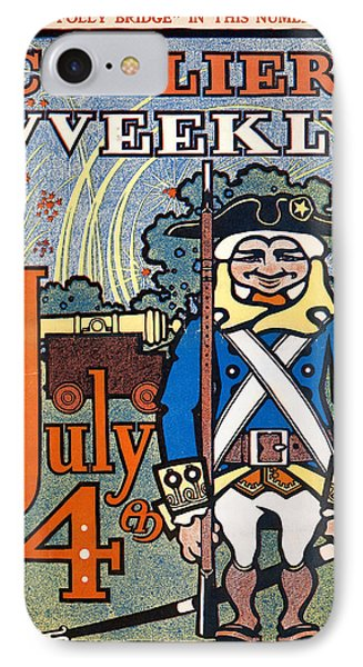 Colliers Cover, 1900 Phone Case by Granger
