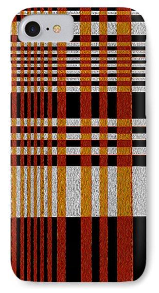 Color Grid IPhone Case by Art Spectrum