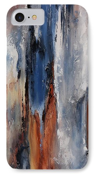 Color Harmony 06 IPhone Case by Emerico Imre Toth