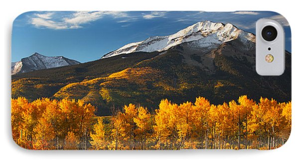 Colorado Gold Phone Case by Darren  White