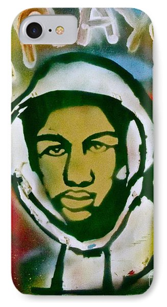 Colored Trayvon IPhone Case by Tony B Conscious