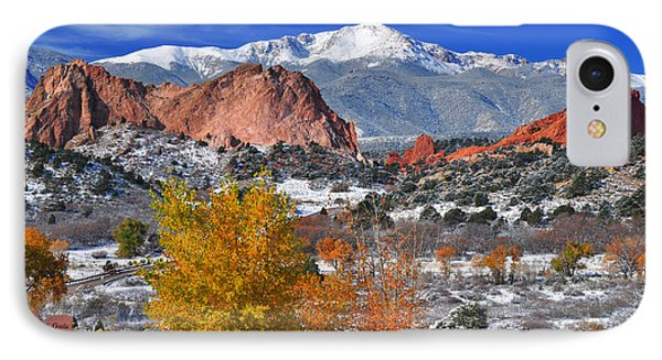 Colorful Colorado IPhone Case by John Hoffman