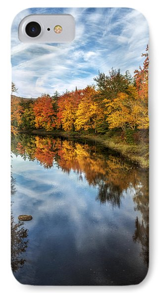 Colorful Reflection IPhone Case by Mark Papke