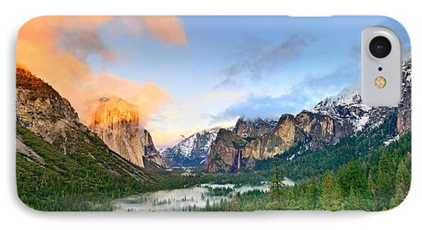 Colors Of Yosemite IPhone Case by Jamie Pham