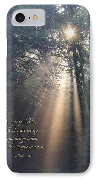 Come To Me IPhone Case by Lori Deiter