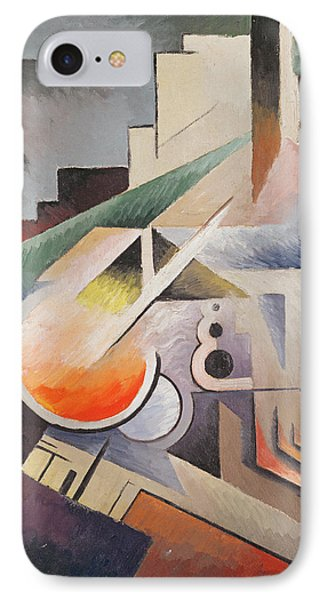 Composition IPhone Case by Viking Eggeling