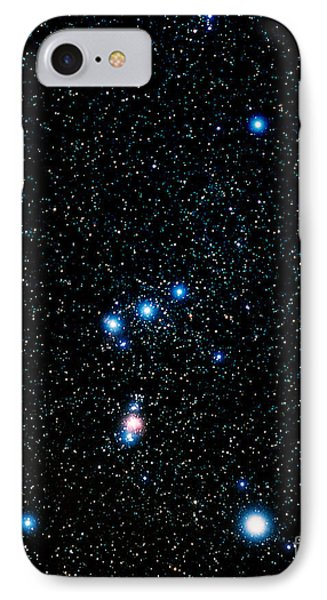 Constellation Of Orion IPhone Case by John Chumack