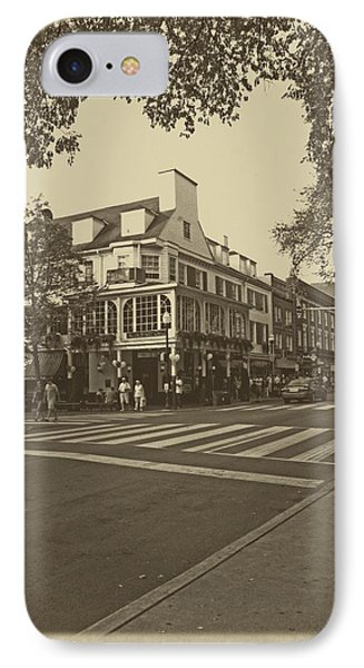 Corner Room IPhone 7 Case by Tom Gari Gallery-Three-Photography