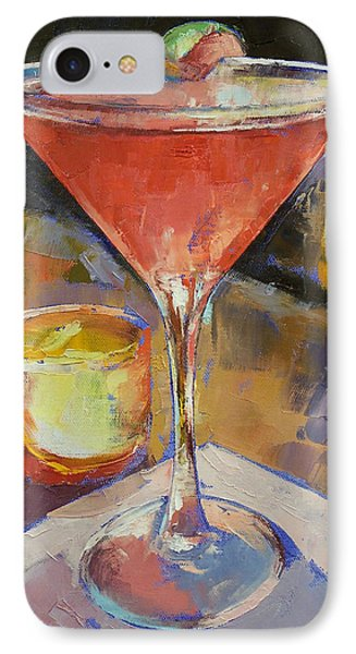 Cosmopolitan IPhone Case by Michael Creese