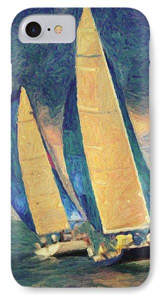 Costa Smeralda Phone Case by Taylan Apukovska