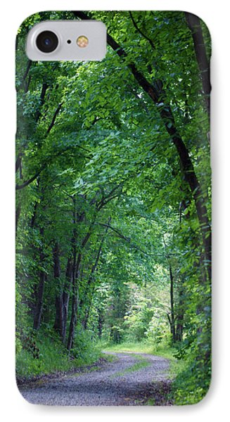Country Lane IPhone 7 Case by Cricket Hackmann