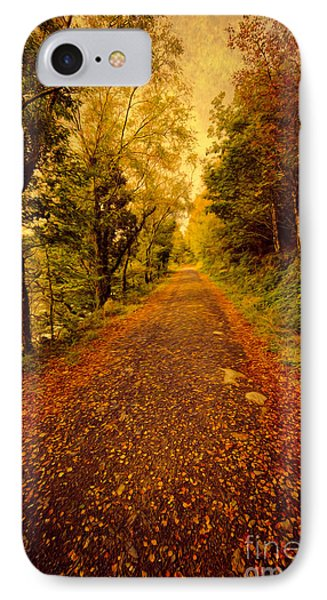 Country Lane V2 Phone Case by Adrian Evans