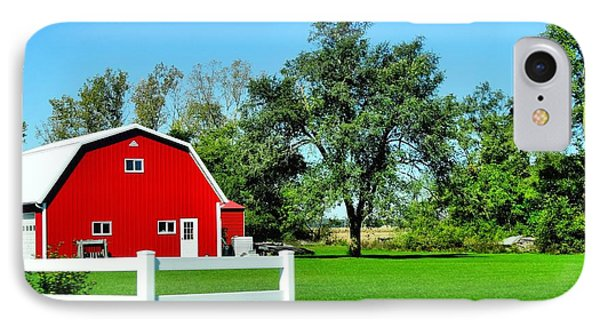 Country Living IPhone Case by Dan Sproul