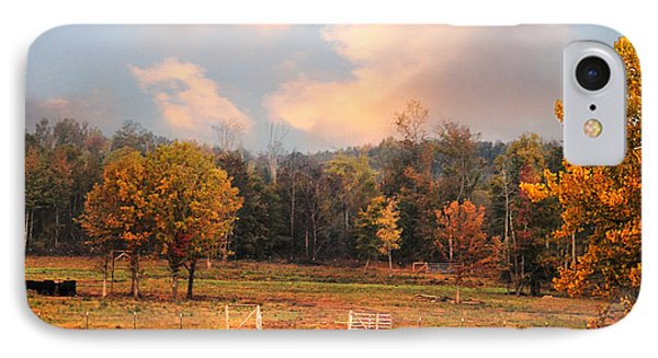 Country Morning Phone Case by Jai Johnson