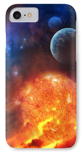 Creation IPhone Case by Philip Straub