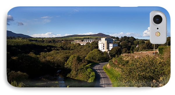 Croaghaun Hill And Flahavans Mills IPhone Case by Panoramic Images