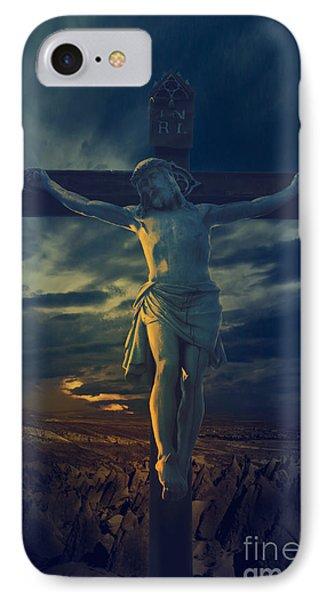 Crucifixcion Phone Case by Jelena Jovanovic