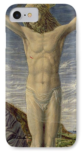 Crucifixion  Phone Case by Master of the Barberini Panels