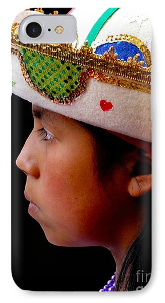 Cuenca Kids 336 IPhone Case by Al Bourassa
