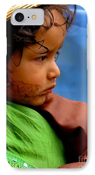 Cuenca Kids 390 IPhone Case by Al Bourassa