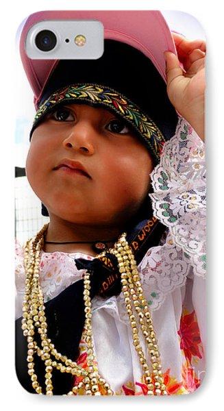 Cuenca Kids 530 IPhone Case by Al Bourassa