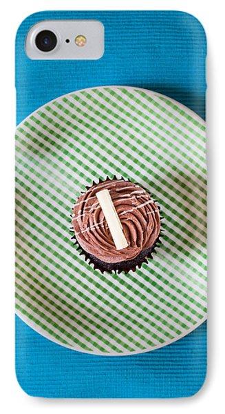 Cupcake  Phone Case by Tom Gowanlock