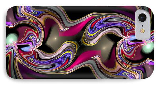 Curbisme-56 Phone Case by RochVanh