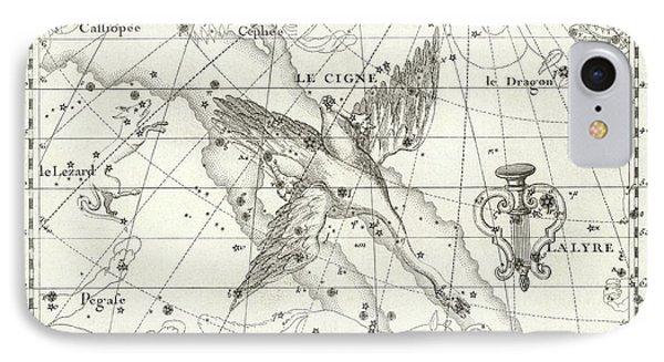 Cygnus Constellation IPhone Case by Us Navy