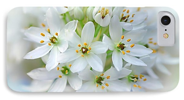 Dainty Spring Blossoms IPhone Case by Kaye Menner