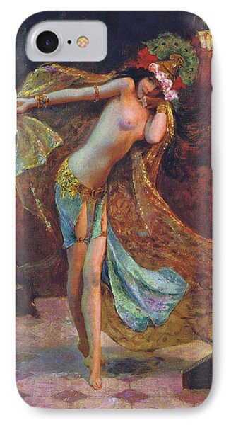 Dance Of The Veils Phone Case by Gaston Bussiere
